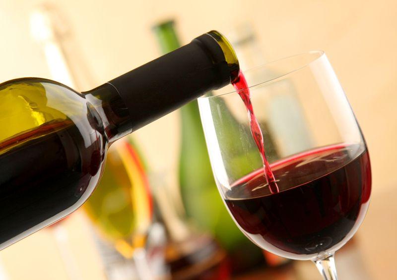 red wine antioxidants