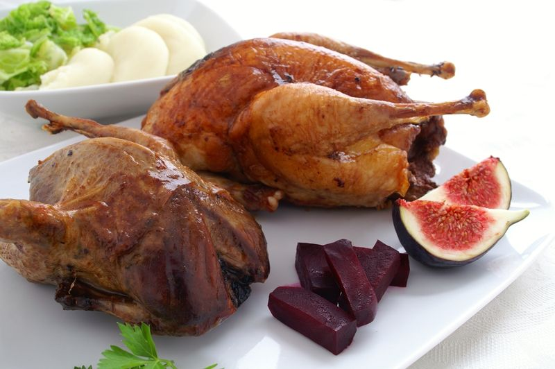 meats birds