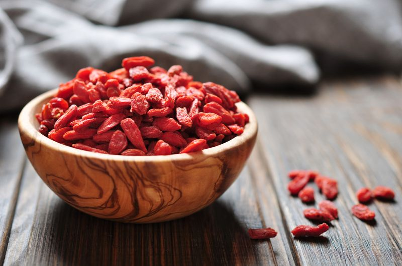 fruits Goji Berries
