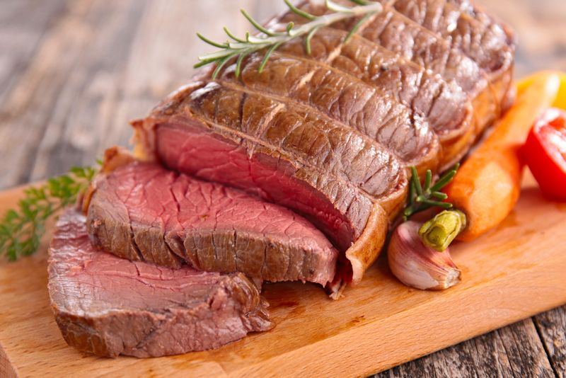meats beef
