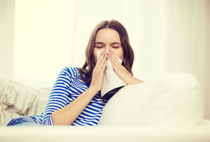 Spirulina allergies