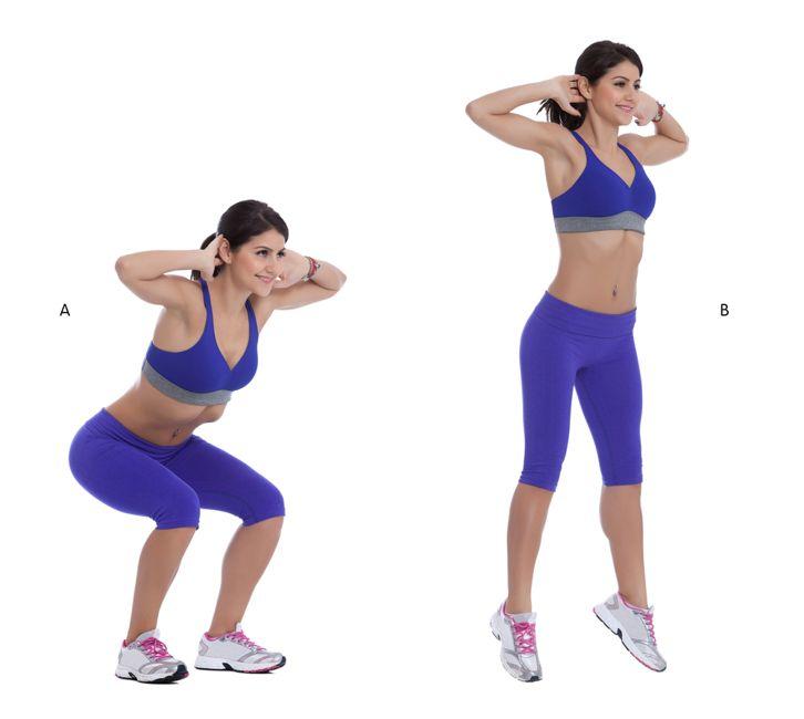 jumping CrossFit