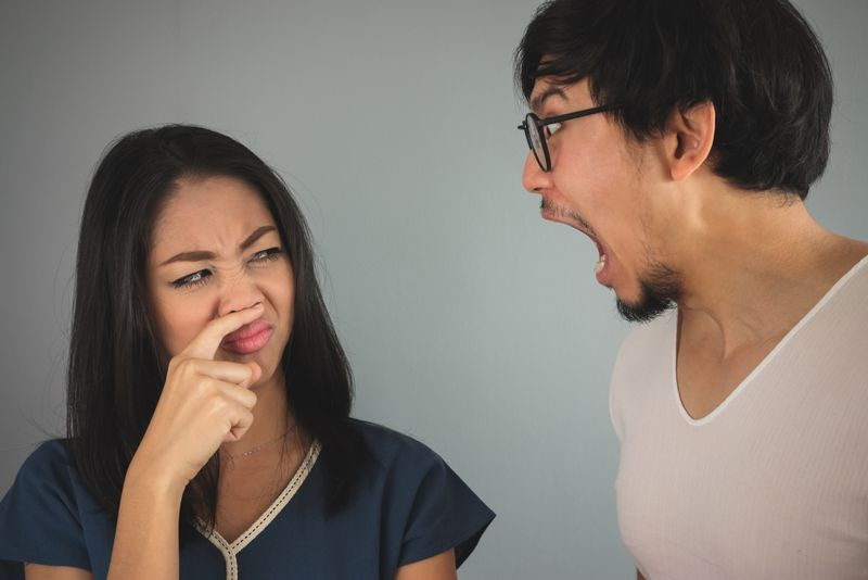 bad breath Dry Socket