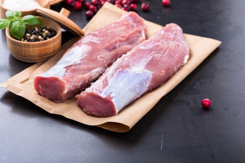 tenderloins meats