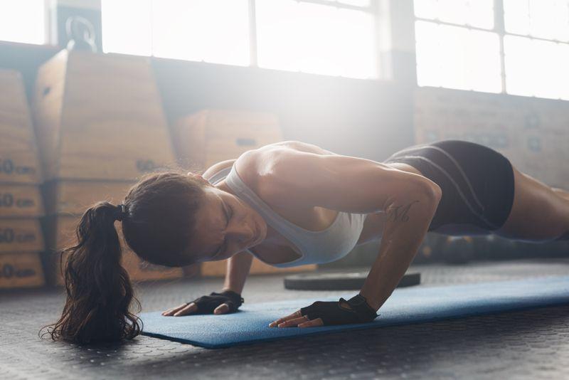 muscle strength endurance
