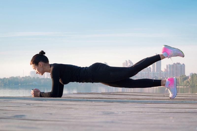 health benefits of plank exercises