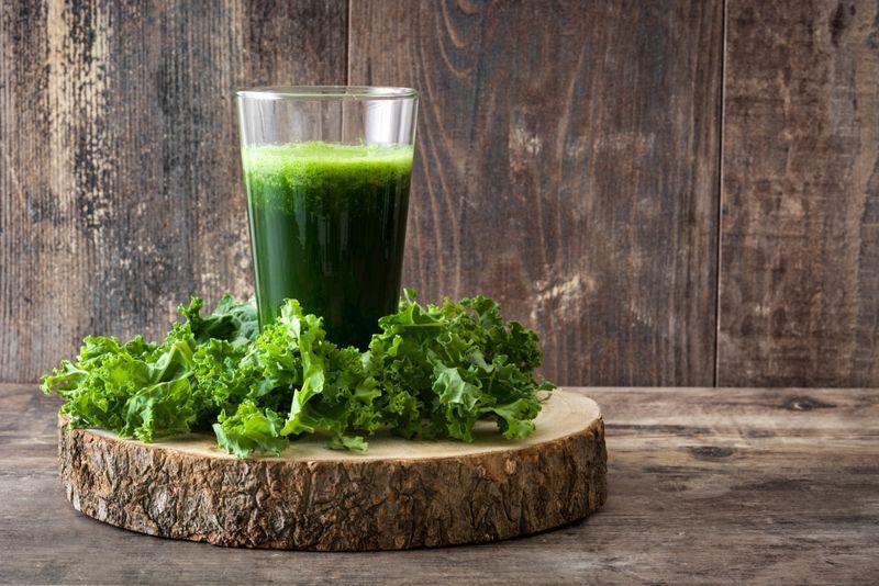kale antioxidants