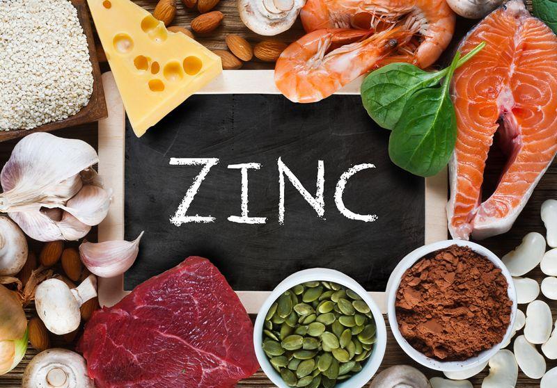zinc Goji Berries