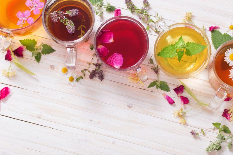blood sugar Herbal tea
