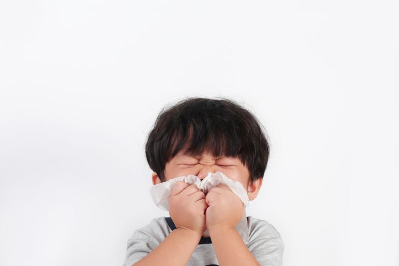 runny nose Measles