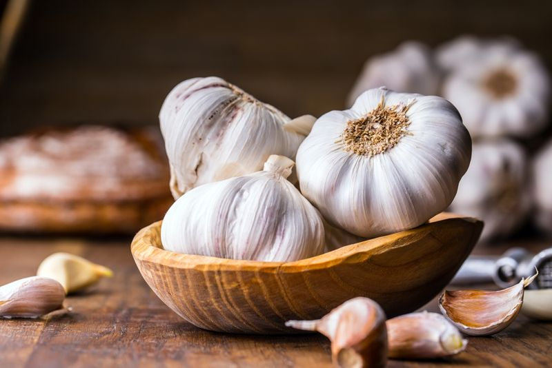 garlic varicose veins