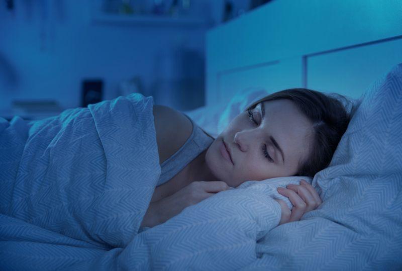 Sleepwalking episodes night patterns
