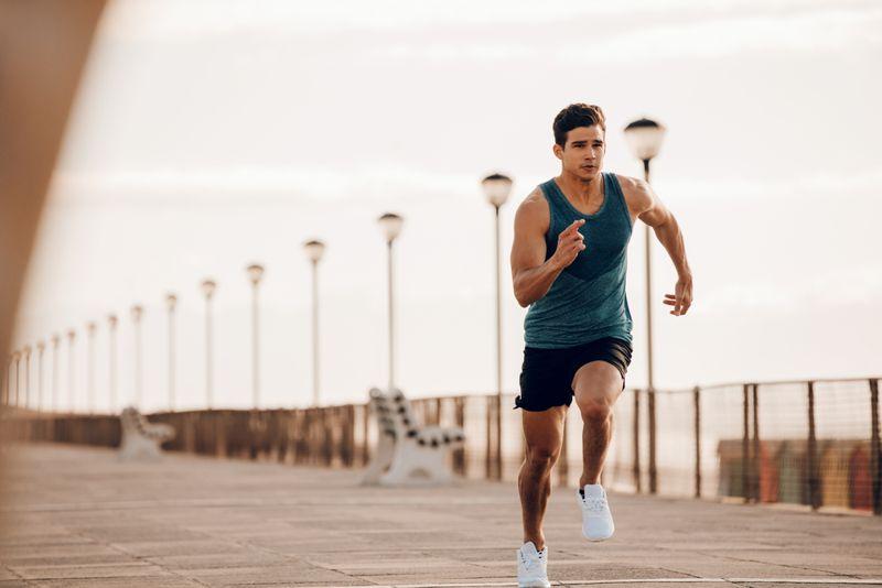 sprints CrossFit