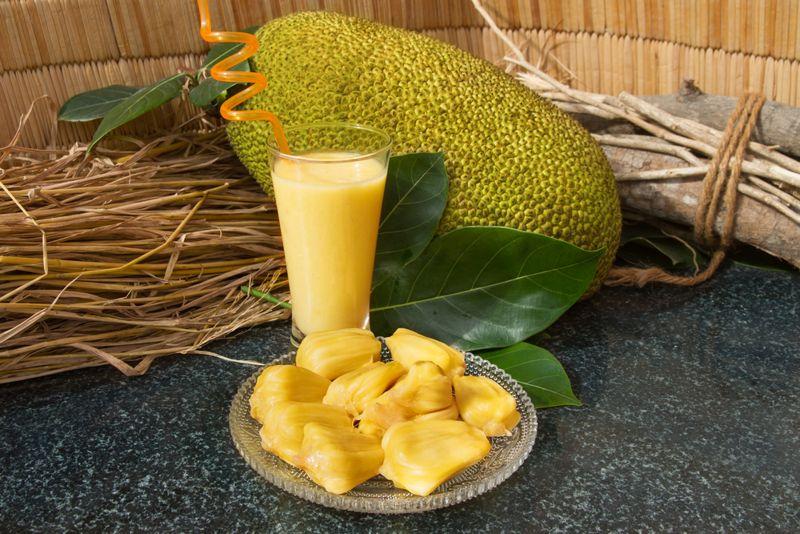 Jackfruit digestion