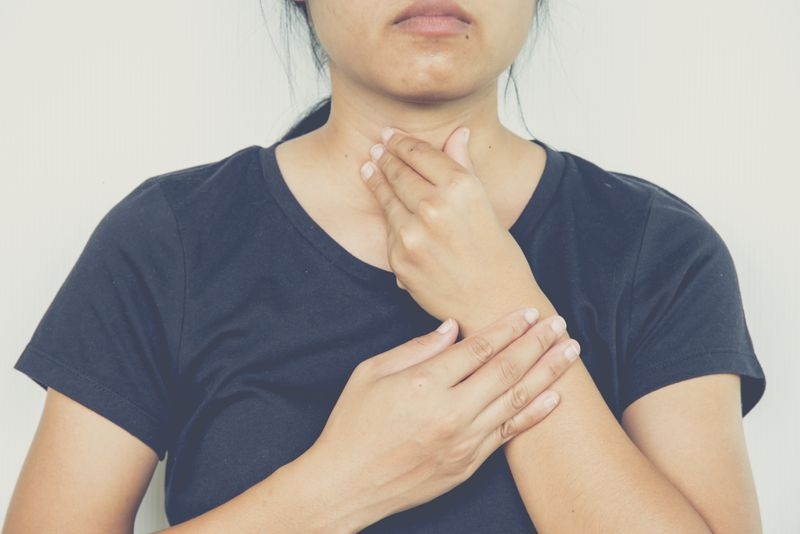 throat Measles