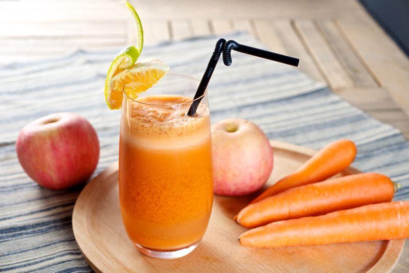 cleanse detox juices