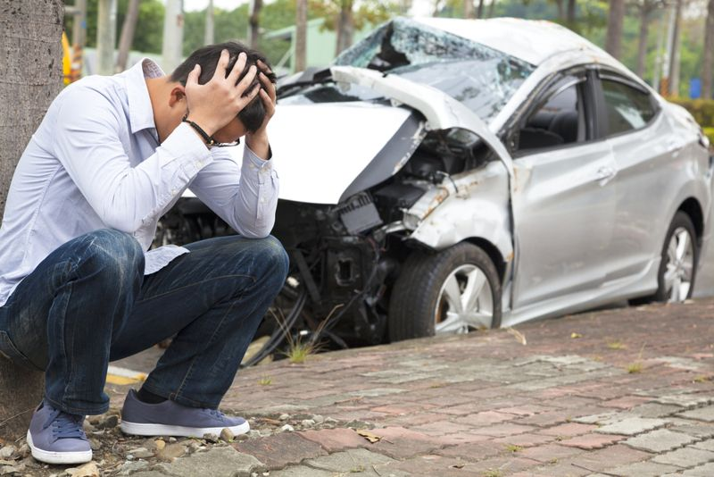 car accident PTSD