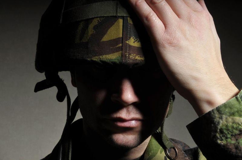 military PTSD