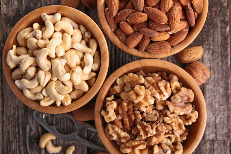 nuts inflammation
