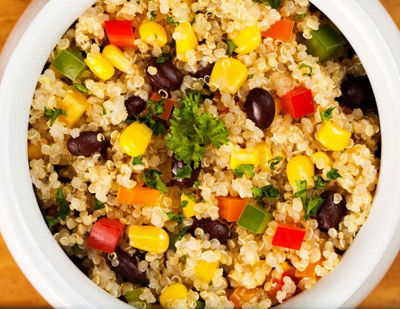 black beans quinoa recipes