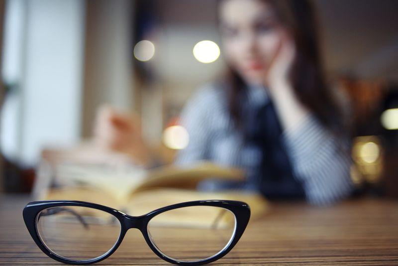 vision glioblastoma