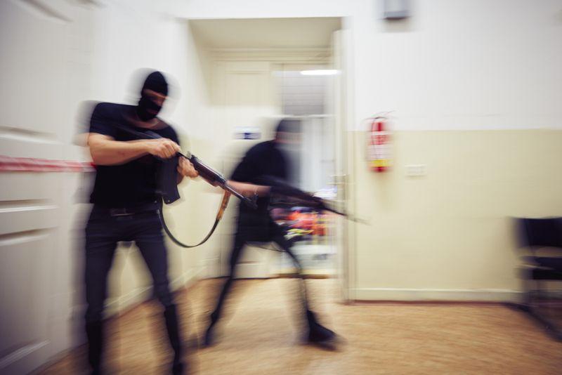terrorism PTSD