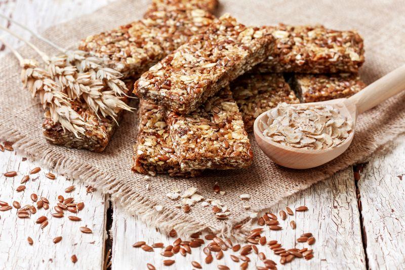 unhealthy nutrition bars