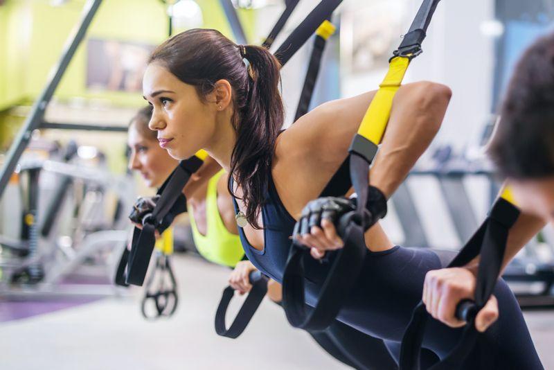 bod weight training
