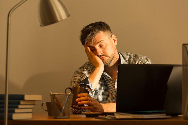 drowsiness glioblastoma
