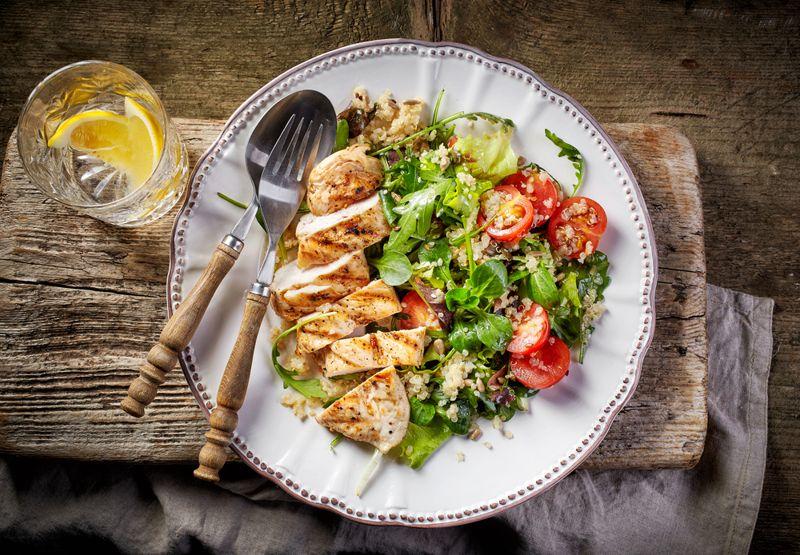 chicken quinoa recipes