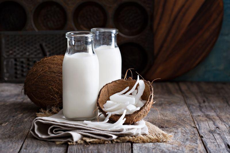 coconut foods trends