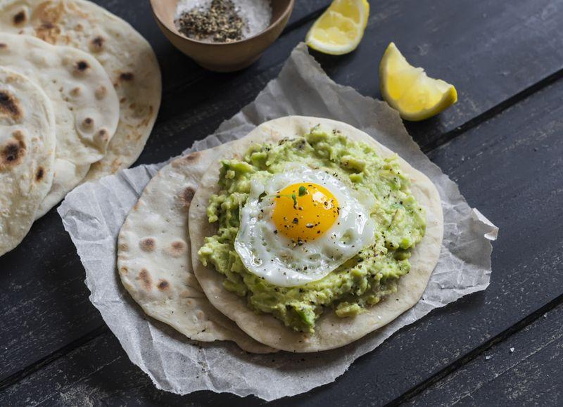 breakfast tacos egg