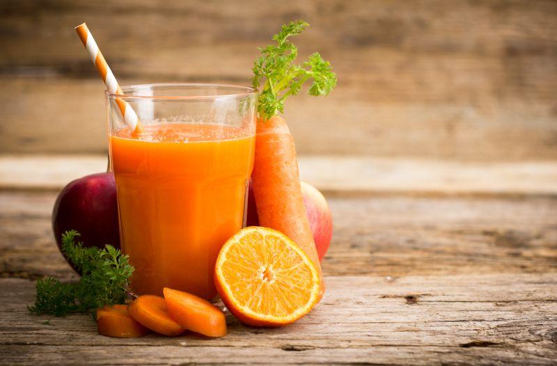 vegetable detox juices