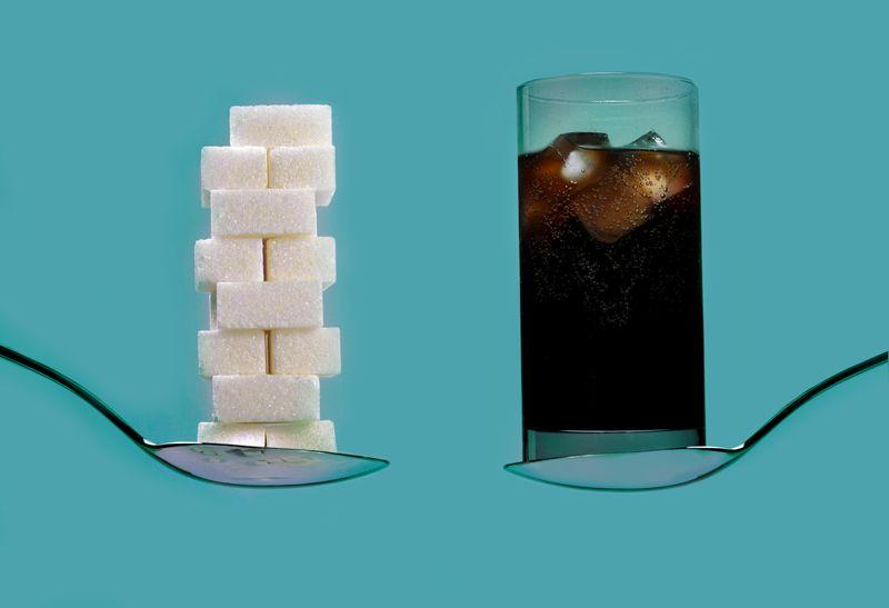 soda cut out sugar