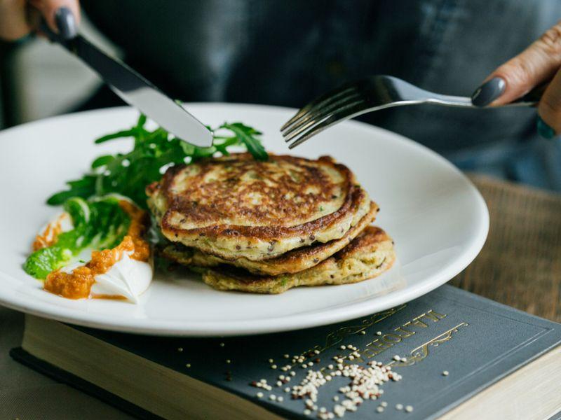pancakes quinoa recipes