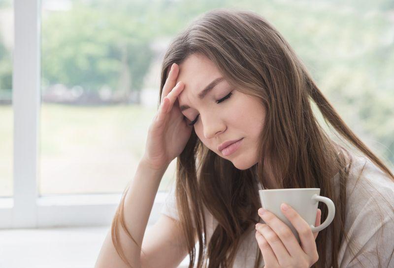 headaches detox tea