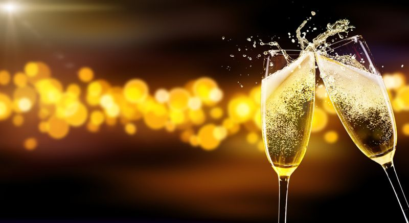 champagne alcohol