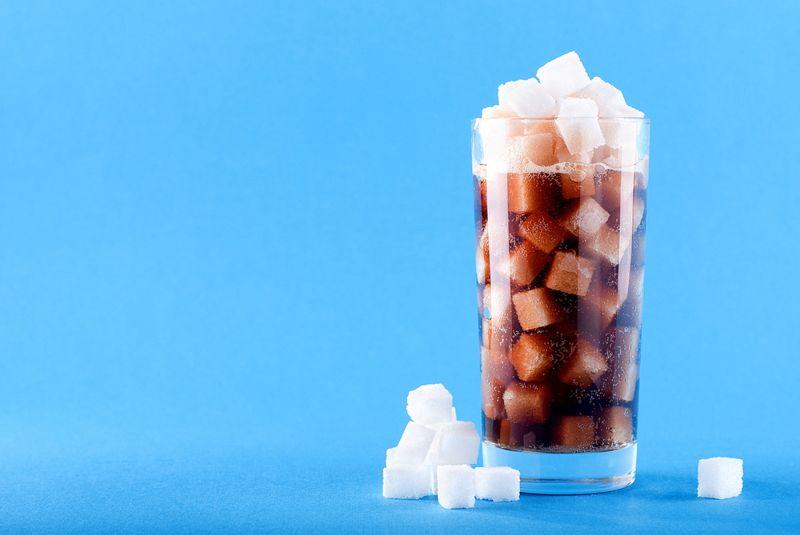 reducing cut out sugar