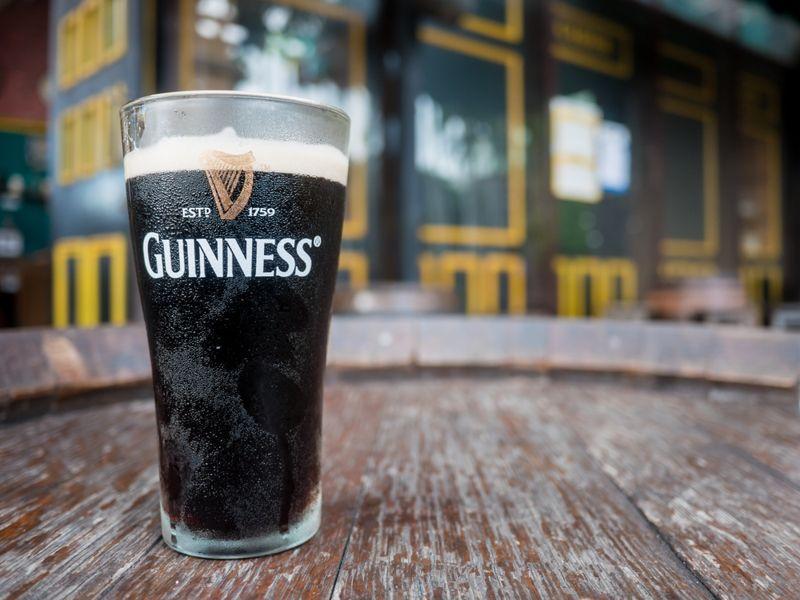 health benefits of dark beer guinness