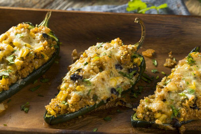 quinoa recipes corn