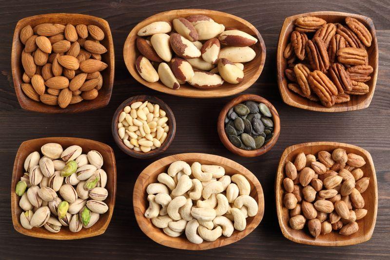 nuts heart