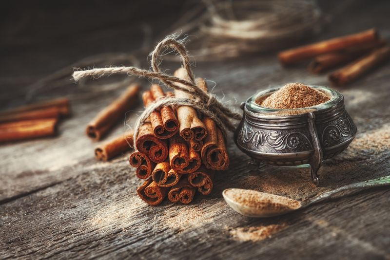 cinnamon healthy hair