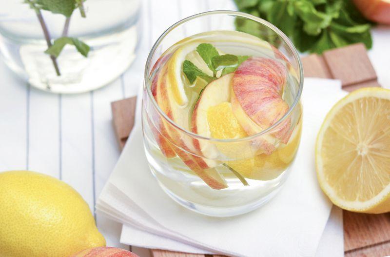 lemon detox juices