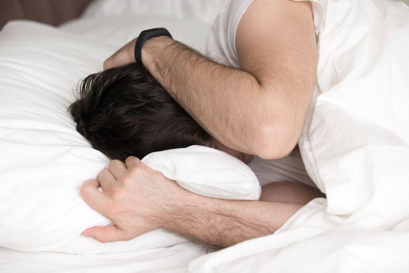 sleep acute stress disorder
