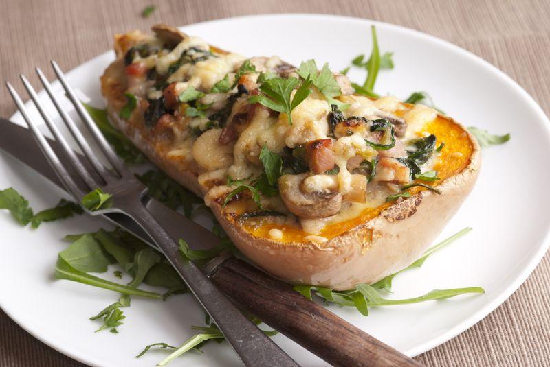 squash quinoa recipes