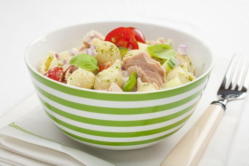spiralize pasta salad
