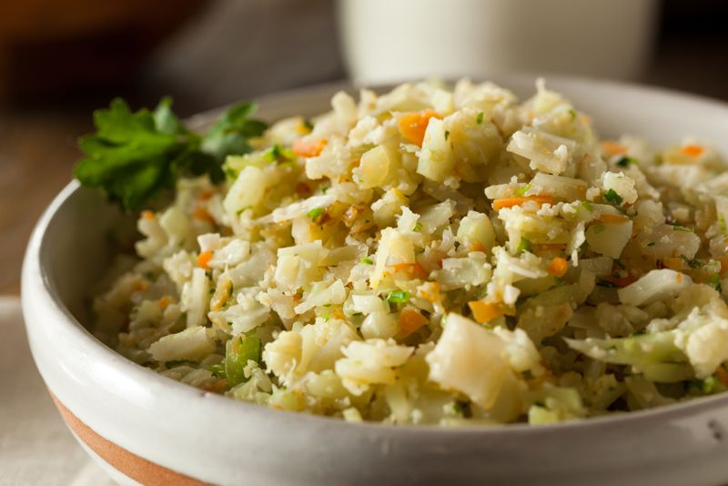 cauliflower recipes rice
