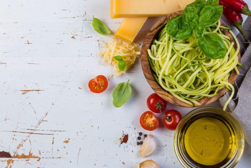 10 Healthy Spiralizer Recipes