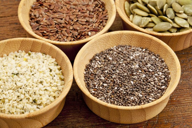 seeds inflammation