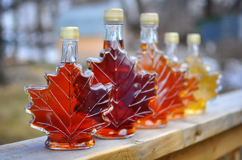maple syrup health benefits